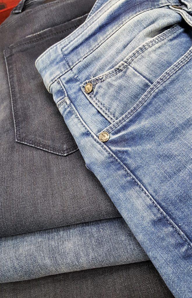 mistä saa revittyjä farkkuja