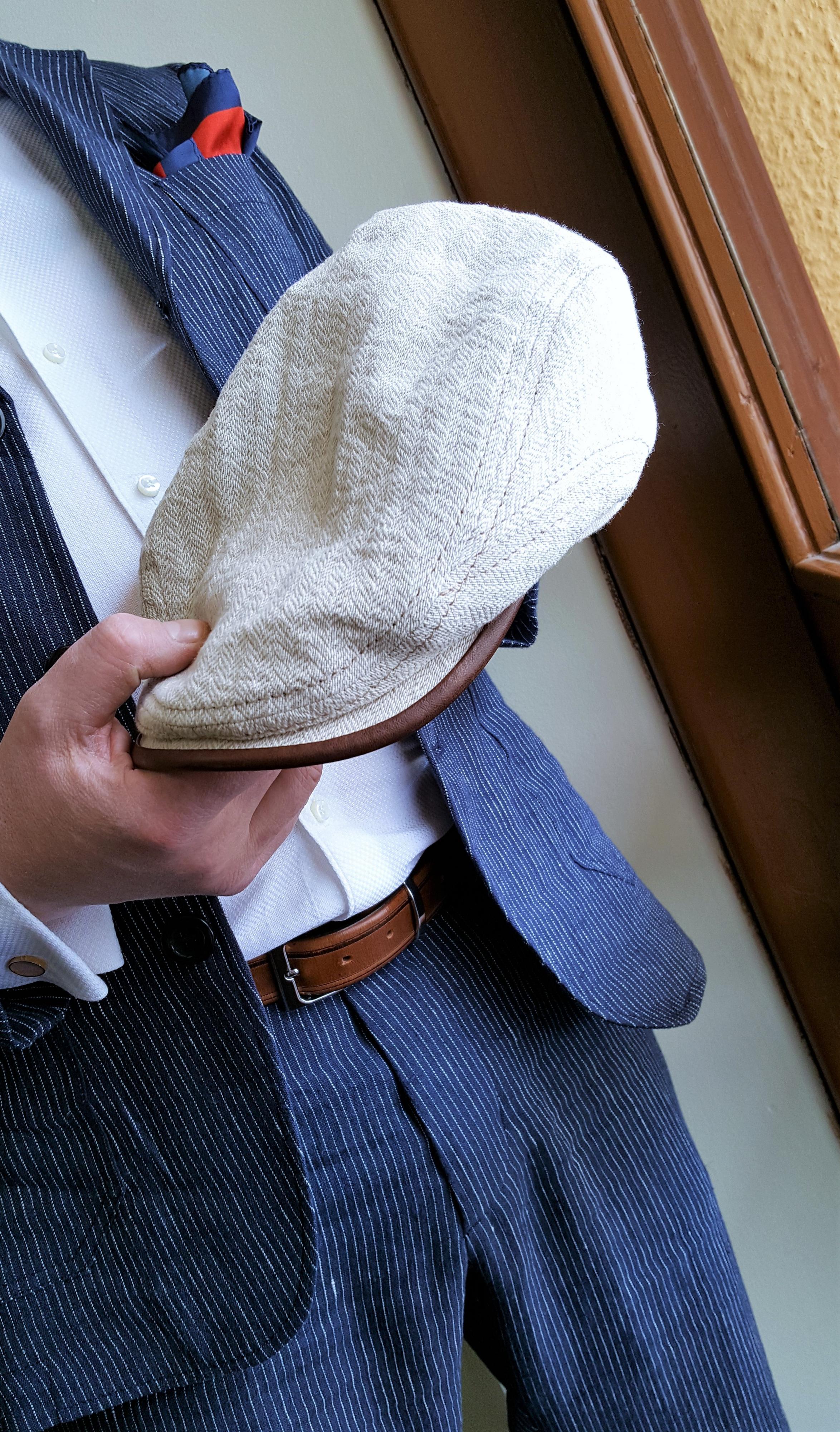 Miesten vaatteet Jyväskylä Frenn Helsinki raitaa ja pellavaa 3 ... 67aa0c2c52
